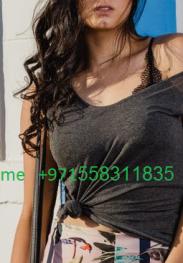 Indian Escort girls in sharjah ^*^ O558311835 ^*^ sharjah Indian call girls